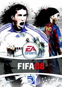 FIFA 08 - Portada