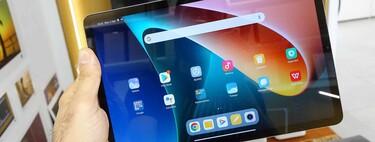Xiaomi Pad 5, primeras impresiones: así sí, Xiaomi; este es el camino que deben seguir las 'tablets' con Android si quieren recuperar el terreno perdido