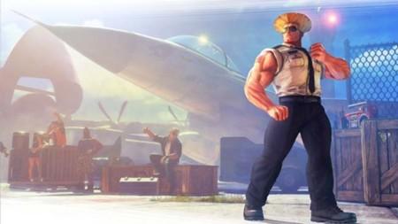 Guile será el nuevo personaje que llegará en DLC a Street Fighter V