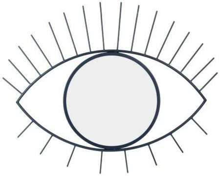 Espejo con forma de ojo