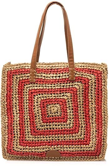 MTNG Palmis, Shopper para Mujer, 12x36x39 cm (W x H x L)