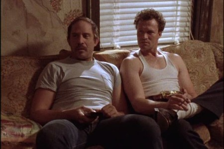 Tom Towles y Michael Rooker