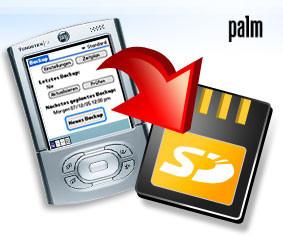 Resco Backup v2 para Palm
