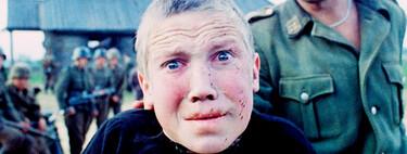 'Ven y mira', las fotografías del terror de la guerra