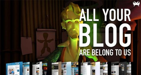 All your blog are belong to us (CXV)