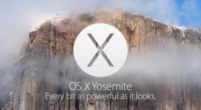 Apple publica para los desarrolladores iOS 8 Beta 3 y Developer Preview 3 de OSX Yosemite