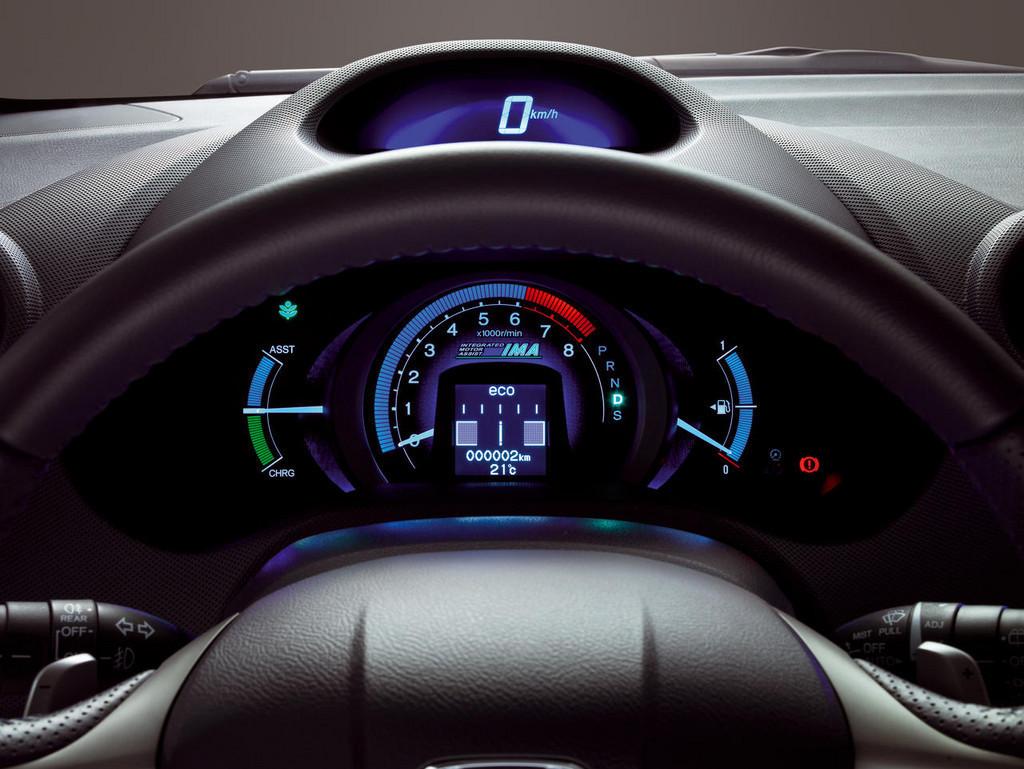 Foto de Honda Insight (48/96)
