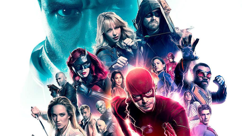 ¿Está abusando The CW de los crossovers con sus superhéroes? Esto nos dicen los datos de audiencia