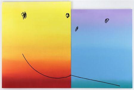 Jimmy Choo y Rob Pruitt, artistas contemporáneos unidos por la Colección Cruise 2013