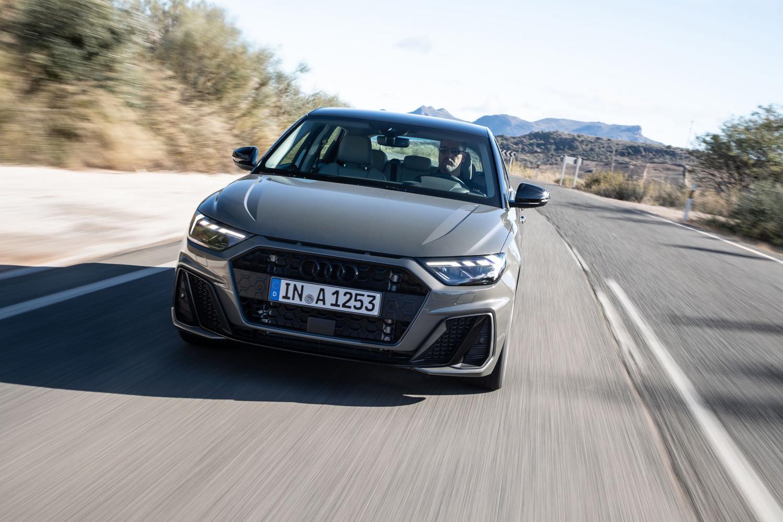 Foto de Audi A1 2018, toma de contacto (106/172)