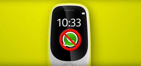 El falso truco para instalar WhatsApp en el Nokia 3310 (2017): no lo intentes, es imposible
