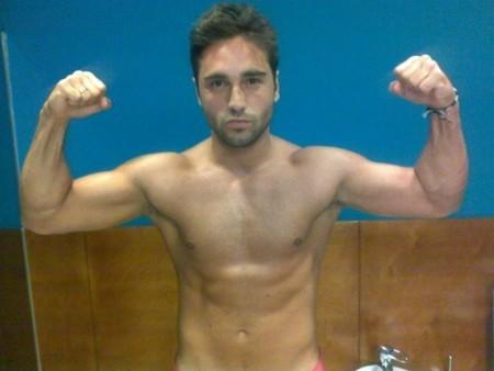 Bustamante entrenamiento músculos