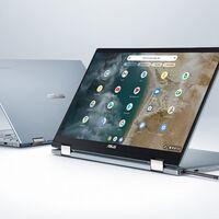 ASUS Chromebook Flip CX5400: un completo convertible con Intel Core i7 para justificar pagar más de 1.000 euros por Chrome OS