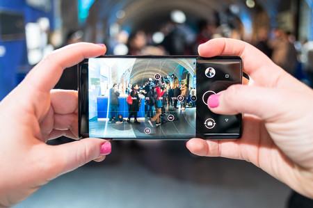 Nokia 8 Sirocco Camara