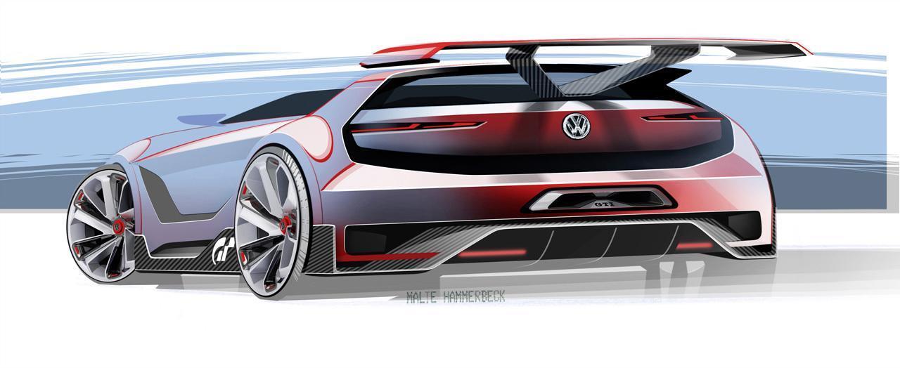 Foto de Volkswagen GTI Roadster Vision Gran Turismo (4/12)