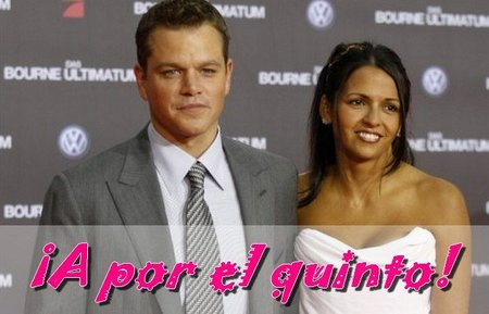Matt Damon va a montar una guardería
