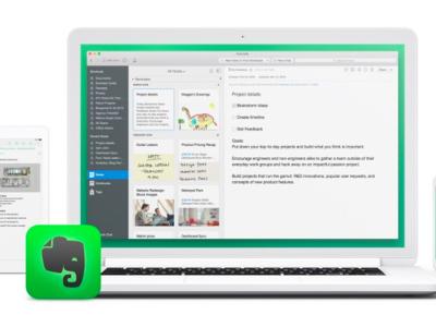 ¿Usas Evernote en el Mac? Ya puedes ir actualizando...