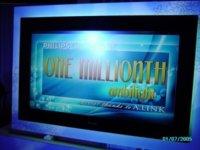 [CES 2007] Televisor de Philips con 2.250 diamantes en él