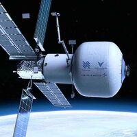 """Así es Starlab, la nueva estación espacial con financiamiento privado que llegará a la órbita en 2027 para """"sustituir"""" a la ISS"""