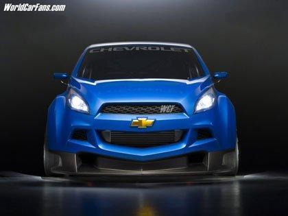 Chevrolet WTCC Ultra Concept desvelado