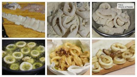 Bocadillo Calamares Paso A Paso