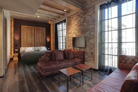 Lujo, confort, historia y arte en el hotel Arai de Barcelona
