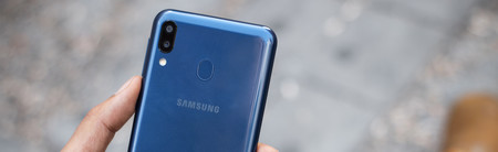 Lector De Huellas Samsung Galaxy M20