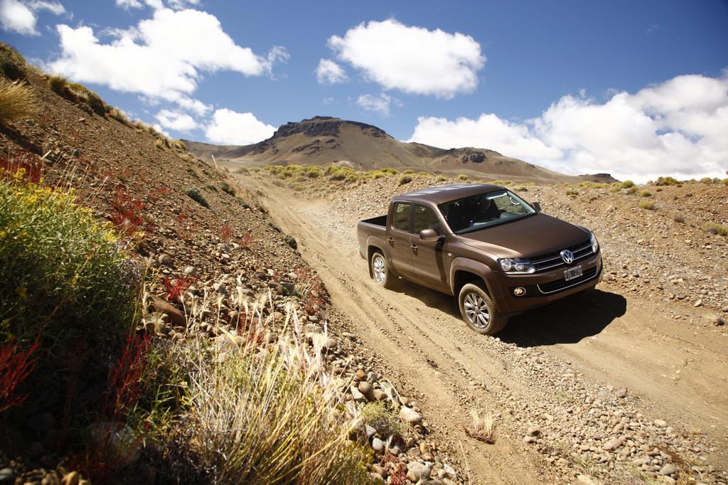 Foto de Volkswagen Amarok (11/12)