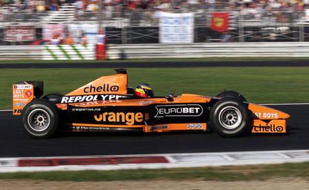 Arrows A21 Monza 2000