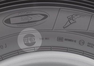 Goodyear incorpora un chip antirrobo en sus neumáticos para camión