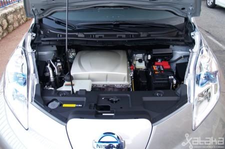 Nissan Motor del nuevo Leaf