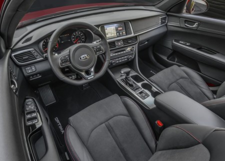 Kia Optima 2016 Interior