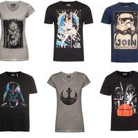 Camisetas Star Wars por 6,99 euros en Deporte-Outlet en gran variedad de tallas y diseños