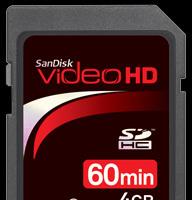 Sandisk SD VideoHD