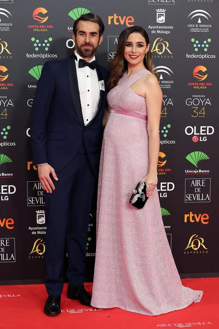 Candela Serrat Premios Goya 2020