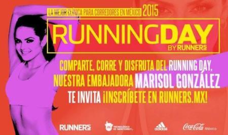 Marisol González, embajadora del Running Day 2015