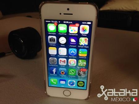 Apple acepta que varios iPhone 5s tienen problemas de la batería por error de fabricación