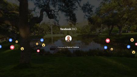 Facebook presenta su primera aplicación enfocada en la realidad virtual