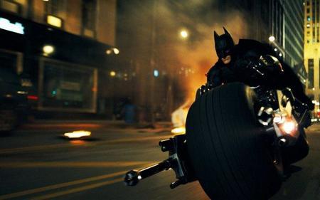 Batman en El Caballero Oscuro 2