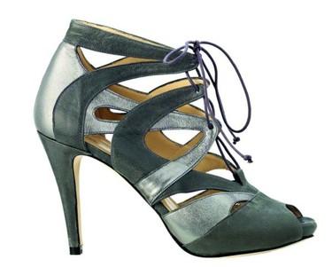 El Corte Inglés verano 2010. Colección de zapatos de Gloria Ortiz