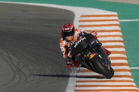 Marc Marquez Test Motogp3