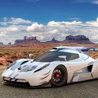 Scuderia Cameron Glickenhaus pretende conquistar las 24 Horas de Le Mans con este SCG 007 LMP1