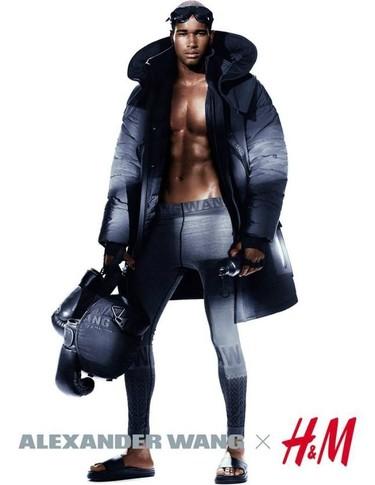 La campaña de Alexander Wang y H&M ya es una realidad