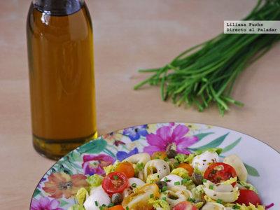 Comer sano en Directo al Paladar: el menú ligero del mes (XXV)