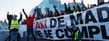 España frente a Europa: así se está librando la guerra entre taxis y VTC en el resto de países