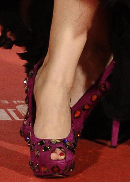 Zapatos de Norma Ruiz