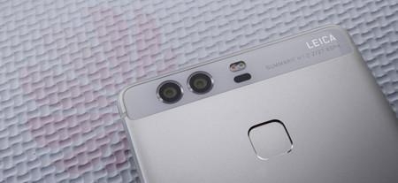 Huawei P9 con lentes Leica