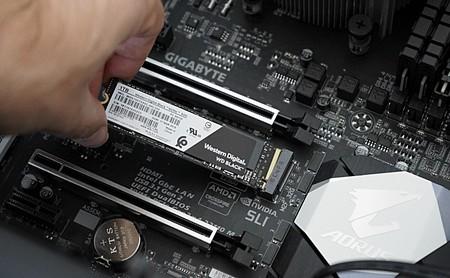 SSD WD Black 3D NVMe, análisis: por fin hay competencia en la gama alta de SSD