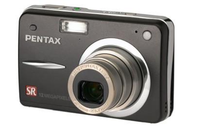 Pentax Optio A40, con grabación en DivX