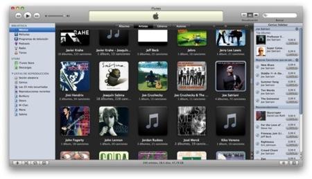 iTunes 8, viene con genio